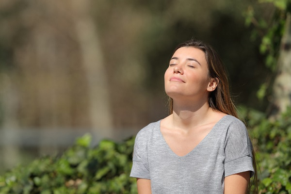 When you practice breathing techniques with others, they'll be able to do them on their own time