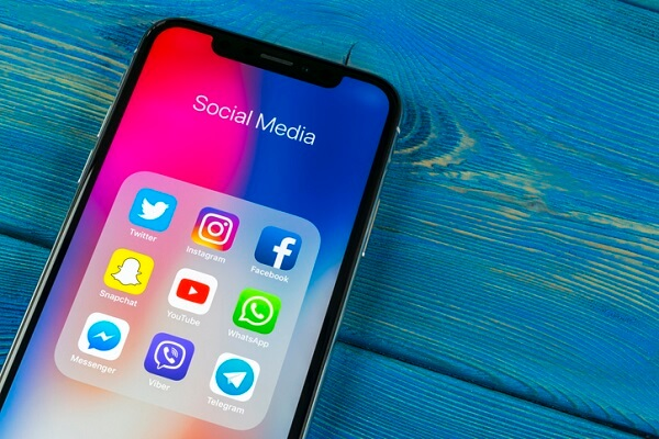 Businesses need to choose the right platforms when developing a social media strategy
